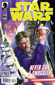 Dark Horse's New Star Wars Comic Book Series Shows Promise. Photo Credit: Alex Ross via DarkHorse.com
