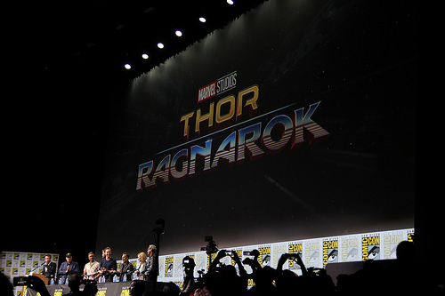 photo credit: W10002 SDCC 2017 - Thor Ragnarok Panel [1] via photopin (license)